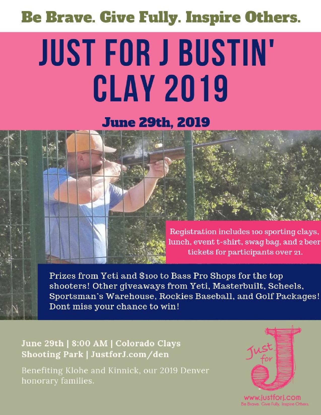 Just 4 Jay Sporting Clays Event